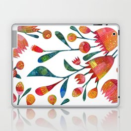 Buds and Flowers Laptop & iPad Skin