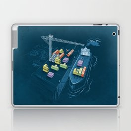 Game Port Laptop & iPad Skin