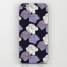 lavender roses iPhone Skin