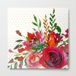 Flowers bouquet #37 Metal Print