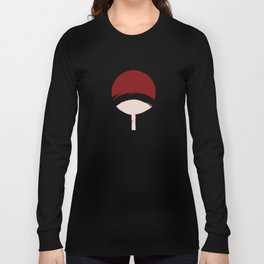 Uchiha Symbol Clan Long Sleeve T-shirt