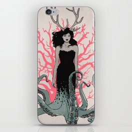 Nature is ancient iPhone Skin