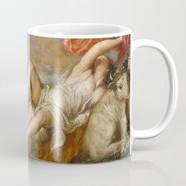The Rape of Europa (Titian) Coffee Mug