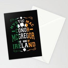 Conor McGregor Mystic Mac Stationery Cards