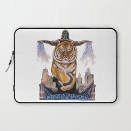 Cincinnati Bengal Tiger Laptop Sleeve