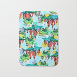 We are their cure Bath Mat