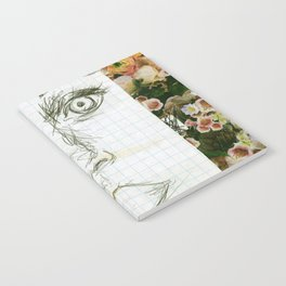 The Big Eyed Girl Notebook
