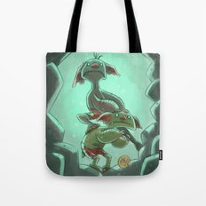 Goblins Drool, Fairies Rule! - Cringe and Cower Tote Bag