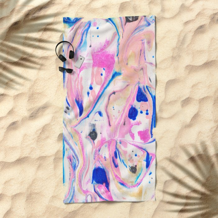 Free Spirit Beach Towel