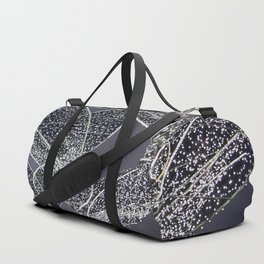 christmas lights Duffle Bag