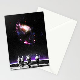 Explore The Unknown Stationery Cards