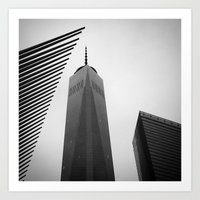 Calatrava to Freedom Art Print