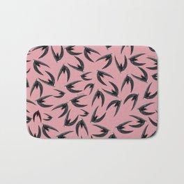 Totem swift in pink (GREFA) Bath Mat
