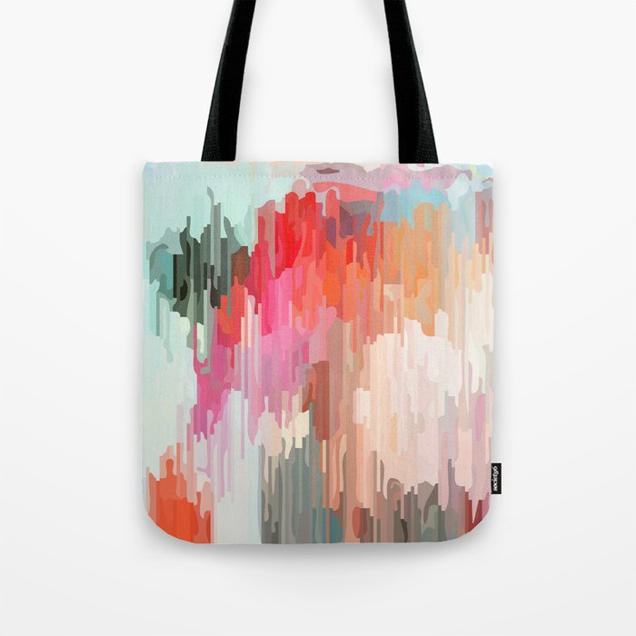 Everything will flow Tote Bag