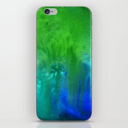 Abstract No. 30 iPhone Skin