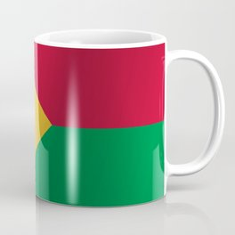 Flag of East Timor Coffee Mug