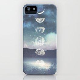Rising Moon iPhone Case