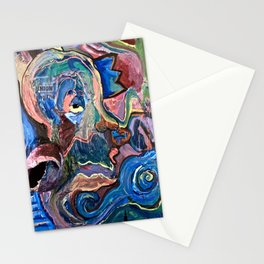 Through The Eyes Stationery Cards