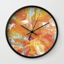 Ocaso Wall Clock