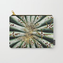 Rich green Carry-All Pouch