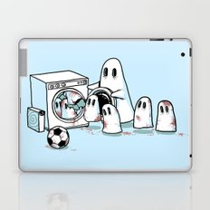 Cleanup Laptop & iPad Skin