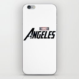 The Bolts iPhone Skin