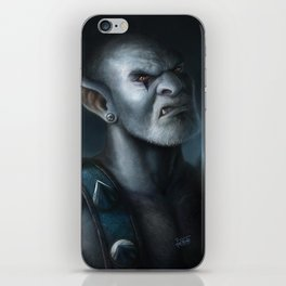 ThunderCats Collection - Panthro iPhone Skin