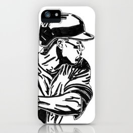 Aaron Judge iPhone Case