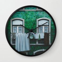 Lisbon, Portugal II Wall Clock