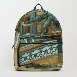 Retro Vibes Backpack