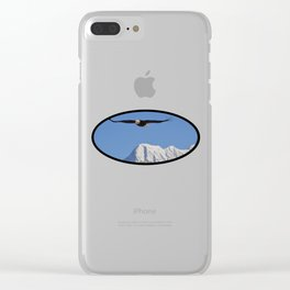 Bird's Eye View! Clear iPhone Case