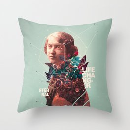 Eternal Lifechanger Throw Pillow