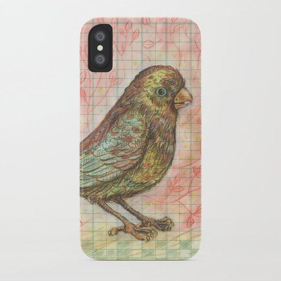 Bird on a Budget iPhone Case