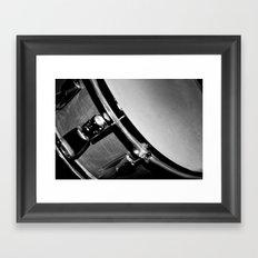 Snare Framed Art Print