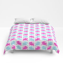 Three Wheeler Mafia Comforters