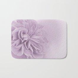 Light Lilac Rose #6 #floral #art #society6 Bath Mat