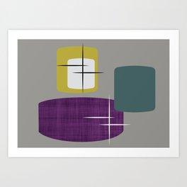 MCM Murley Art Print