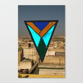 Zellge Logo Canvas Print