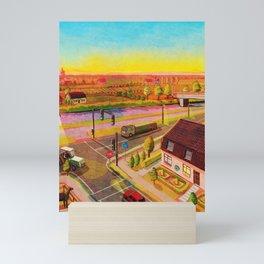holland Mini Art Print