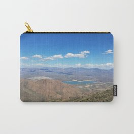 Overlooking Horseshoe Lake from Humboldt Carry-All Pouch