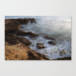 Silk effect Canvas Print