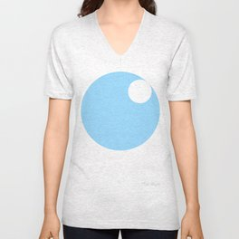 The Eye Unisex V-Neck