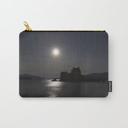 Eilean Donan Castle by Moonlight Carry-All Pouch
