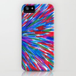 Emotion of Emotions iPhone Case