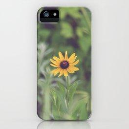 Black Eyed Susan iPhone Case