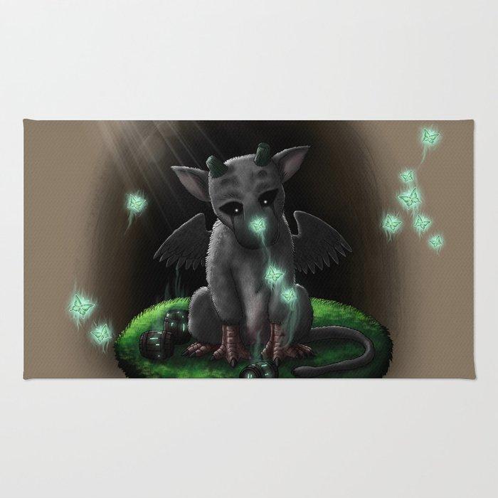 Trico (トリコ, Toriko) - The Last Guardian Rug