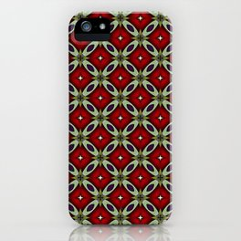 Manhattan 24 iPhone Case