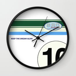 SRC Preparations No.10 'Ol' No.10' Carter Wall Clock
