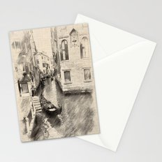Ponti Manzolo, Venice Stationery Cards