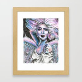 Siren Song Framed Art Print